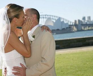 Getting Married in the Royal Botanic Gardens, Sydney