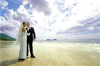 Port Douglas Beach Rainforest Wedding