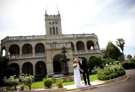 Sydney Historic Manor Wedding