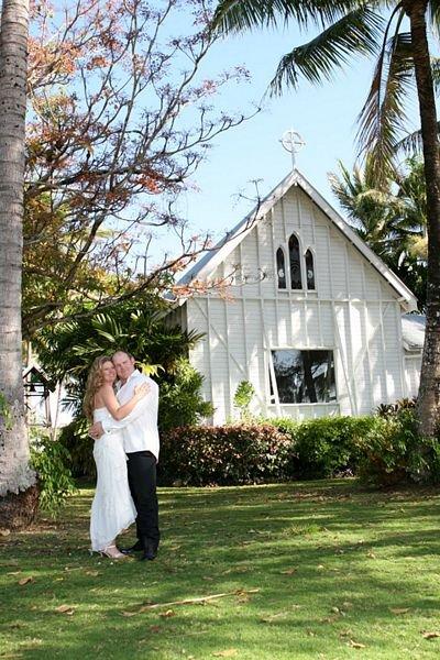 Port Douglas Church Wedding
