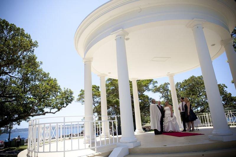 Sydney Beach Wedding