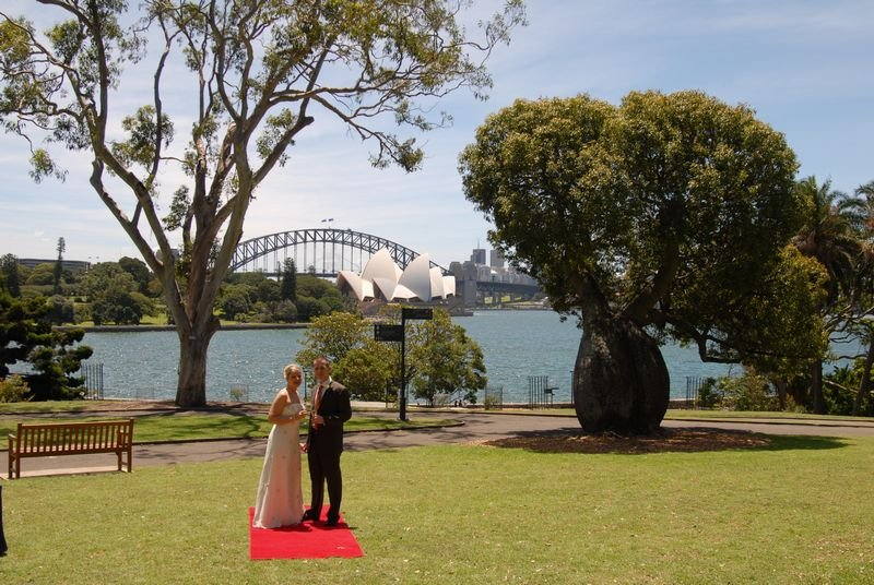 Sydney Garden Wedding